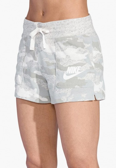 Купить Шорты спортивные Nike - цвет: серый, Китай, NI464EWBBLI2