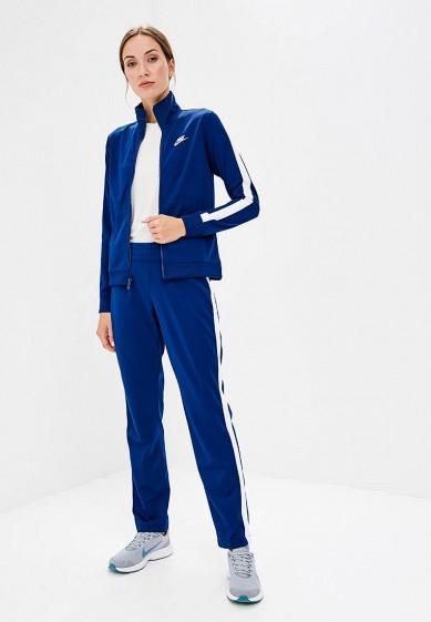 Купить Костюм спортивный Nike - цвет: синий, Вьетнам, NI464EWBWIW3
