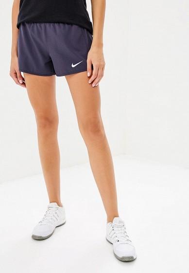 Купить Шорты спортивные Nike - цвет: синий, Камбоджа, NI464EWBWIW5
