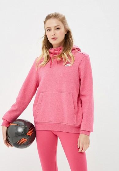 Купить Худи Nike - цвет: розовый, Пакистан, NI464EWBWIX2