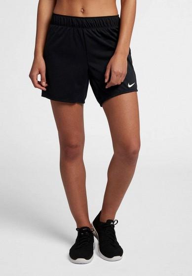 Купить Шорты спортивные Nike - цвет: черный, Таиланд, NI464EWBWJB3