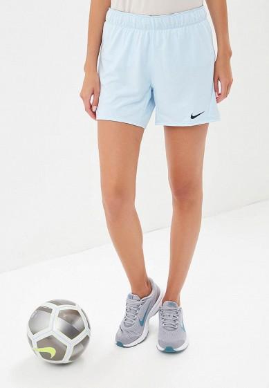 Купить Шорты спортивные Nike - цвет: голубой, Таиланд, NI464EWBWJB4