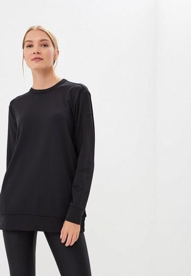 Купить Свитшот Nike - цвет: черный, Вьетнам, NI464EWBWJK0