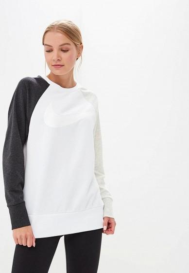 Купить Свитшот Nike - цвет: белый, Китай, NI464EWBWJK4