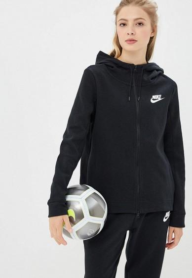 Купить Толстовка Nike - цвет: черный, Малайзия, NI464EWBWJP0