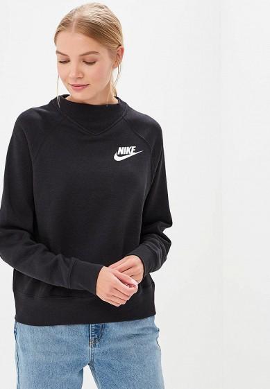 Купить Свитшот Nike - цвет: черный, Камбоджа, NI464EWBWJP8