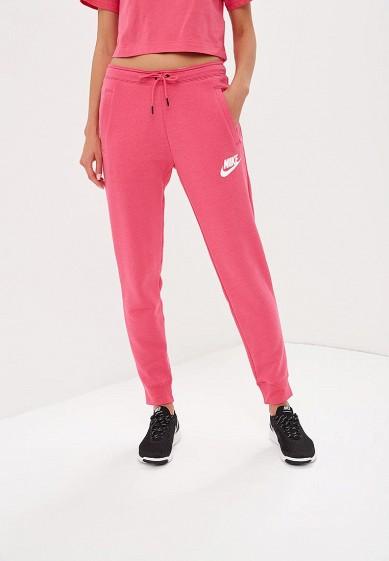Купить Брюки спортивные Nike - цвет: розовый, Камбоджа, NI464EWBWJR5