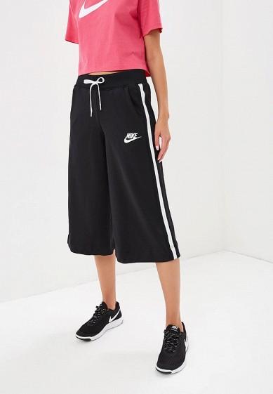 Купить Брюки спортивные Nike - цвет: черный, Китай, NI464EWBWJU1