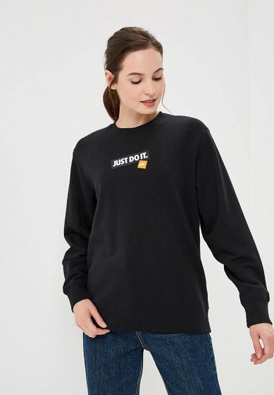 Купить Свитшот Nike - цвет: черный, Китай, NI464EWBWKV6