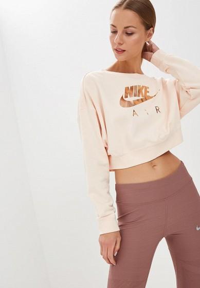 Купить Свитшот Nike - цвет: розовый, Камбоджа, NI464EWCWJW2