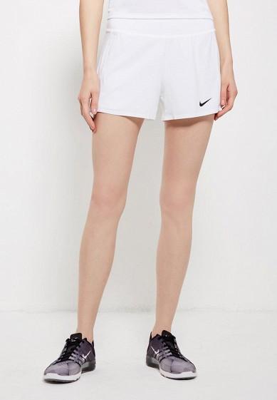 Купить Шорты спортивные Nike - цвет: белый, Камбоджа, NI464EWPKV26