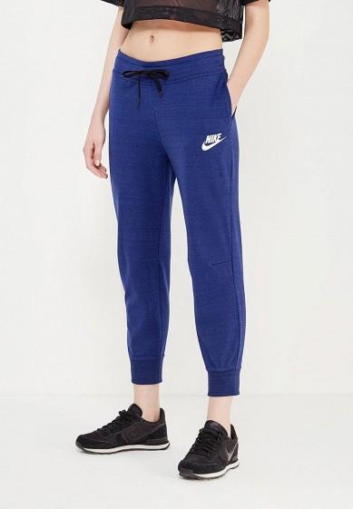 Купить Брюки спортивные Nike - цвет: синий, Камбоджа, NI464EWRZB18