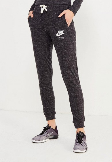 Купить Брюки спортивные Nike - цвет: серый, Камбоджа, NI464EWRZC09