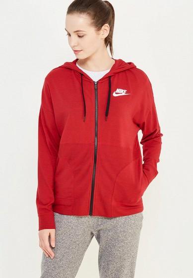 Купить Толстовка Nike - цвет: красный, Камбоджа, NI464EWUGW19