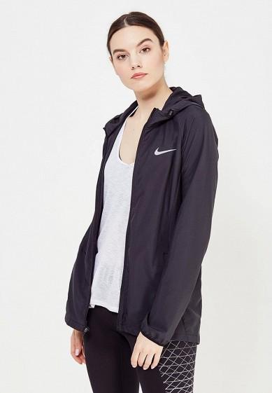 Купить Ветровка Nike - цвет: черный, Вьетнам, NI464EWUGY51