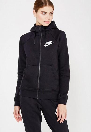 Купить Толстовка Nike - цвет: черный, Камбоджа, NI464EWUGY73