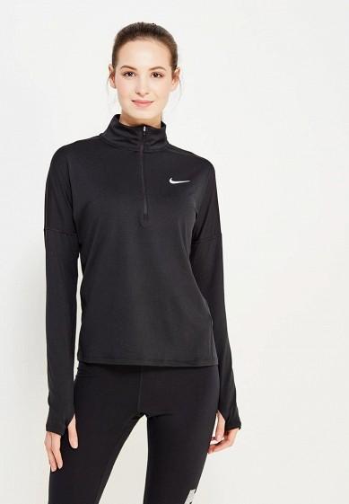 Купить Лонгслив спортивный Nike - цвет: черный, Шри-Ланка, NI464EWUGY78