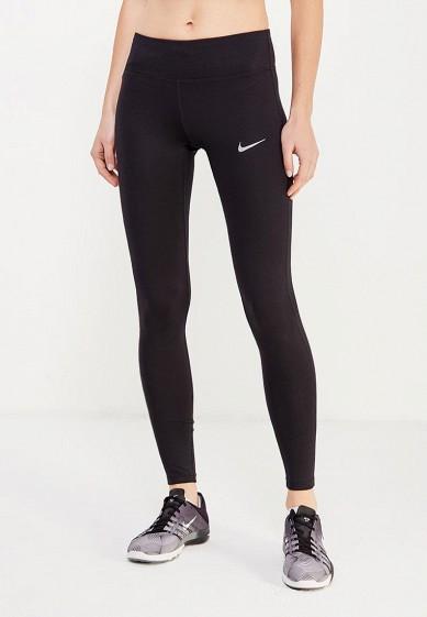 Купить Тайтсы Nike - цвет: черный, Вьетнам, NI464EWUHC27