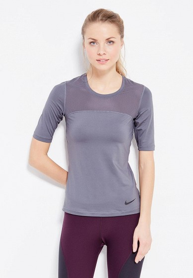 Купить Футболка спортивная Nike - цвет: серый Шри-Ланка NI464EWUHC32