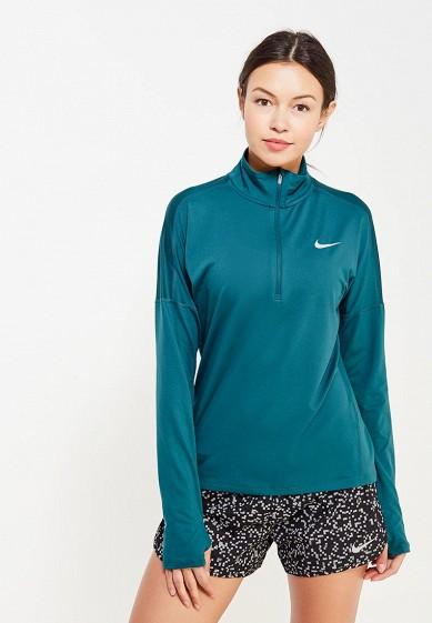 Лонгслив спортивный Nike - цвет: зеленый, Шри-Ланка, NI464EWUHC77  - купить со скидкой