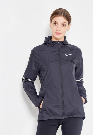 Купить Ветровка Nike - цвет: черный, Вьетнам, NI464EWUHC81