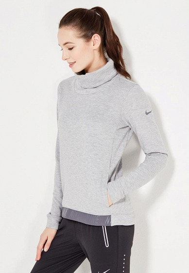 Свитшот Nike W NK DRY TOP COWL NECK LS