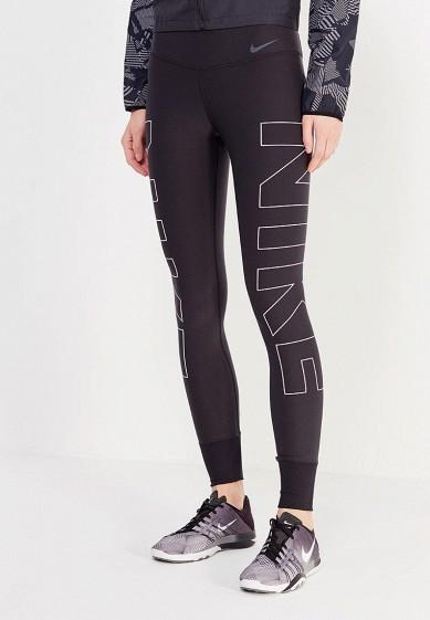 Купить Тайтсы Nike - цвет: черный, Шри-Ланка, NI464EWUHE36