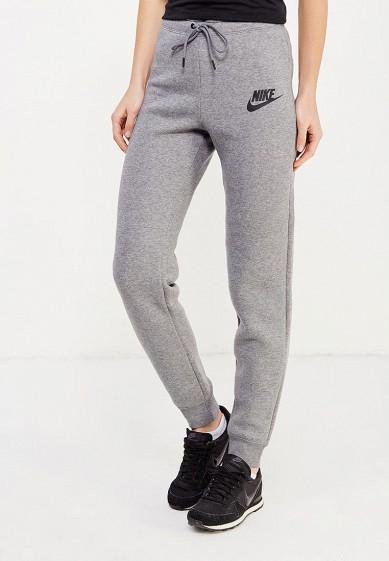 Купить Брюки спортивные Nike - цвет: серый, Камбоджа, NI464EWUHF11