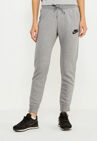 Купить Брюки спортивные Nike - цвет: серый, Камбоджа, NI464EWUHF99