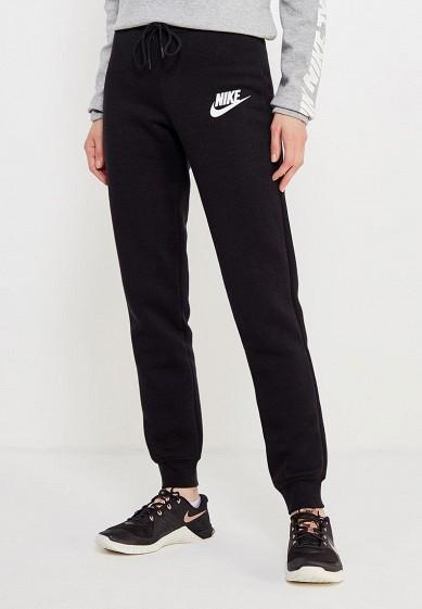Купить Брюки спортивные Nike - цвет: черный, Камбоджа, NI464EWUHG01
