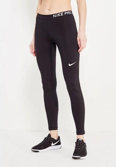 Купить Тайтсы Nike - цвет: черный, Вьетнам, NI464EWUHH18