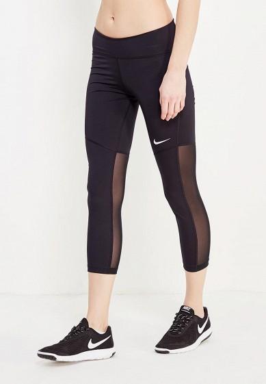 Купить Тайтсы Nike - цвет: черный, Шри-Ланка, NI464EWUHI34