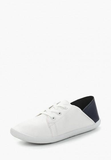 Купить Кеды Nobbaro - цвет: белый, Китай, NO021AWASFS9
