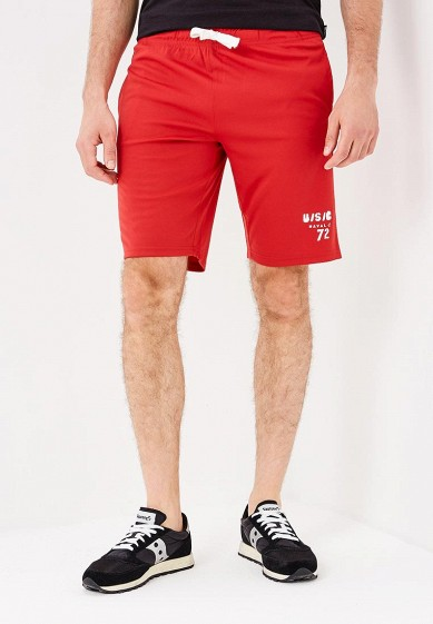 Купить Шорты спортивные OVS - цвет: красный, Бангладеш, OV001EMAXEC5