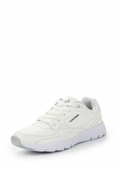 Купить Кроссовки Patrol - цвет: белый, Китай, PA050AMAGXY7