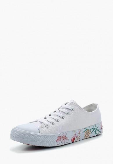 Купить Кеды Patrol - цвет: белый, Китай, PA050AWALEZ1