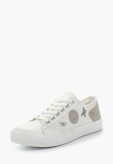Купить Кеды Patrol - цвет: белый, Китай, PA050AWALFB7