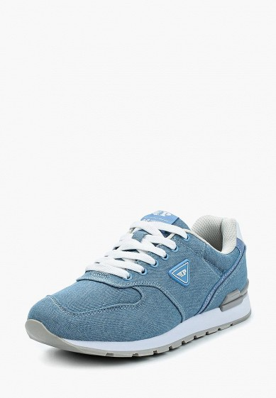 Купить Кроссовки Patrol - цвет: голубой, Китай, PA050AWALFE2
