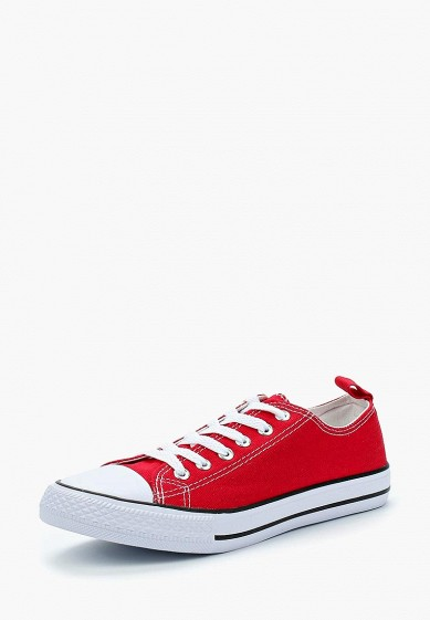 Купить Кеды Piazza Italia - цвет: красный, Китай, PI022AWAXWD7
