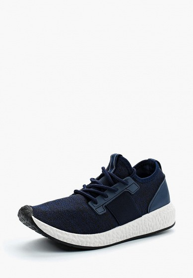 Кроссовки Piazza Italia - цвет: синий, Китай, PI022AWAXWF7  - купить со скидкой