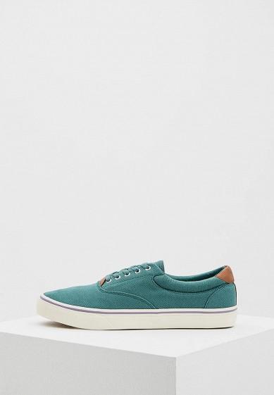 Купить Кеды Polo Ralph Lauren - цвет: зеленый, Китай, PO006AMASXY3