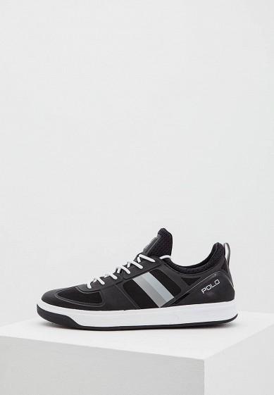 Купить Кроссовки Polo Ralph Lauren - цвет: черный, Китай, PO006AMASYI3