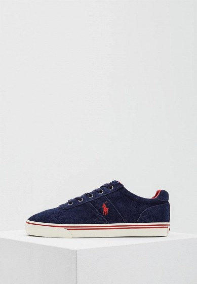 Купить Кеды Polo Ralph Lauren - цвет: синий, Китай, PO006AMASYL1