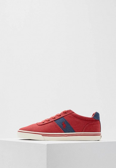 Купить Кеды Polo Ralph Lauren - цвет: красный, Китай, PO006AMASYL6