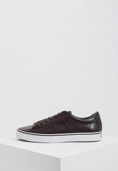 Купить Кеды Polo Ralph Lauren - цвет: коричневый, Китай, PO006AMASYL9