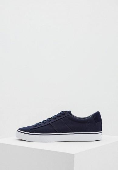 Купить Кеды Polo Ralph Lauren - цвет: синий, Китай, PO006AMASYM1
