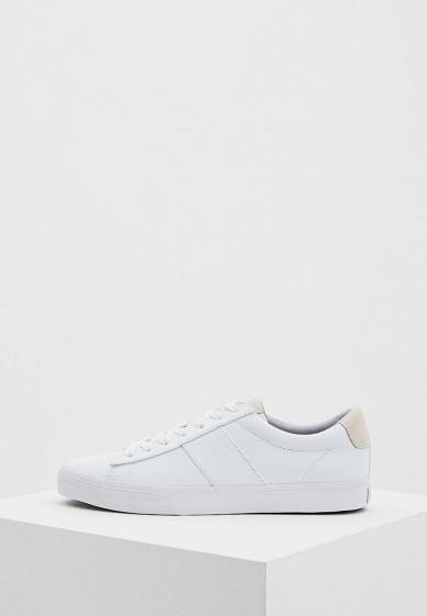 Купить Кеды Polo Ralph Lauren - цвет: белый, Китай, PO006AMASYM2
