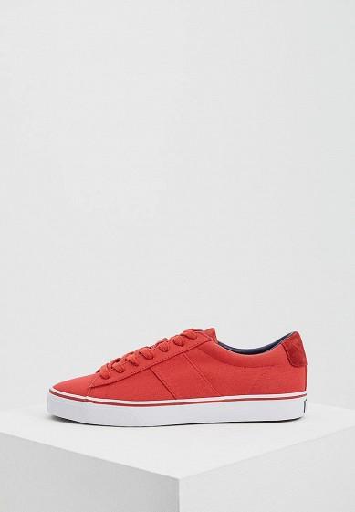 Купить Кеды Polo Ralph Lauren - цвет: красный, Китай, PO006AMASYM3