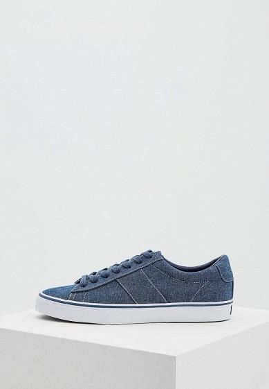 Купить Кеды Polo Ralph Lauren - цвет: синий, Китай, PO006AMASYM4