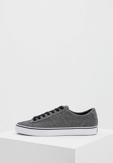 Купить Кеды Polo Ralph Lauren - цвет: серый, Китай, PO006AMASYM5